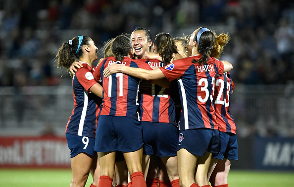 Spirit Newcomers Help Defeat Sky Blue FC in First Week of NWSL