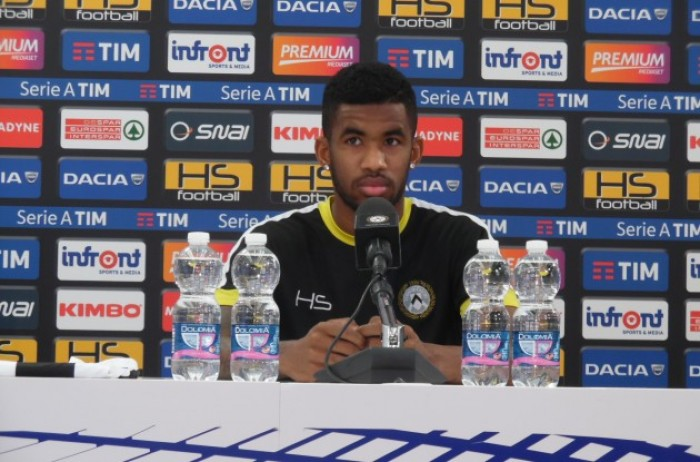 """Udinese - Ewandro: """"Mi piace fare gol, sono venuto qua per farne molti"""""""