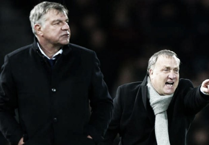 Sam Allardyce reveals he accepted Sunderland's offer before Dick Advocaat's final game