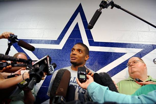 Cowboys Say Michael Sam Signing Is About Football