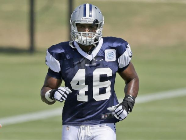 Dallas Cowboys Waive Michael Sam From Practice Squad