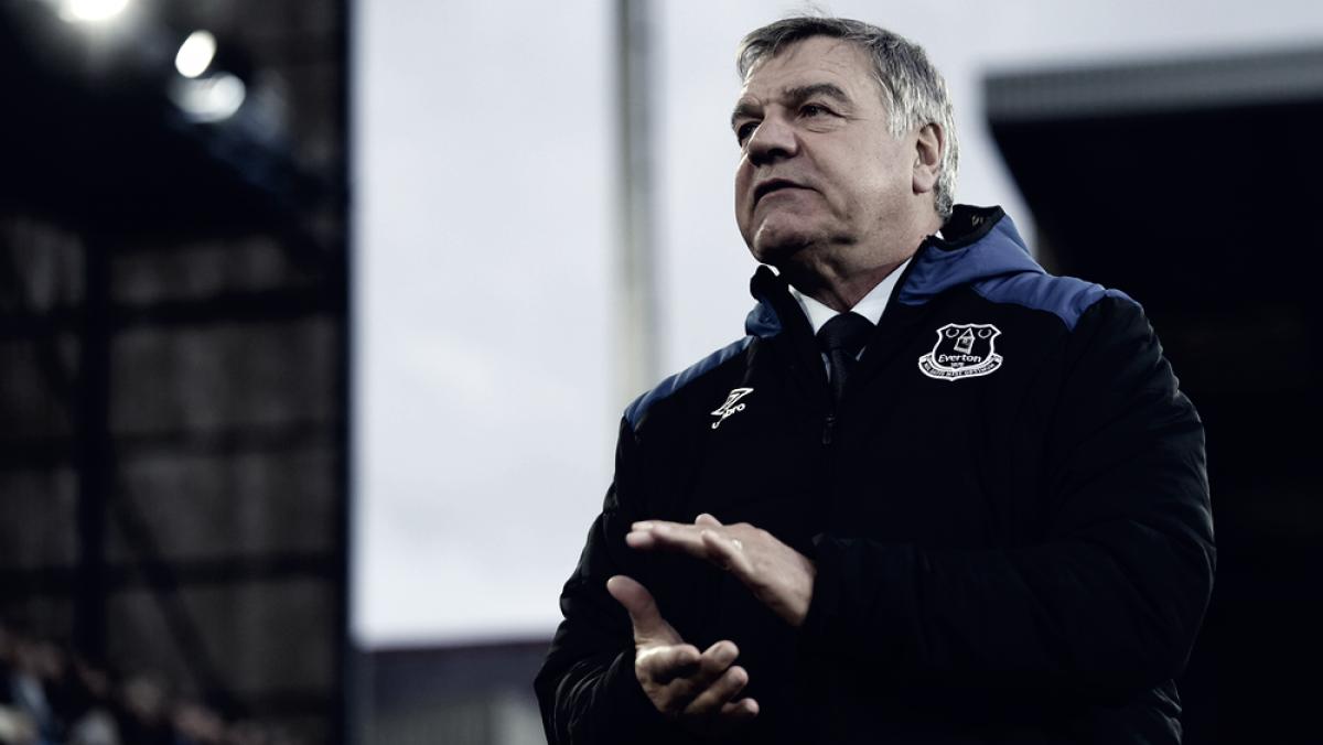 Sam Allardyce dejó de ser el entrenador del Everton