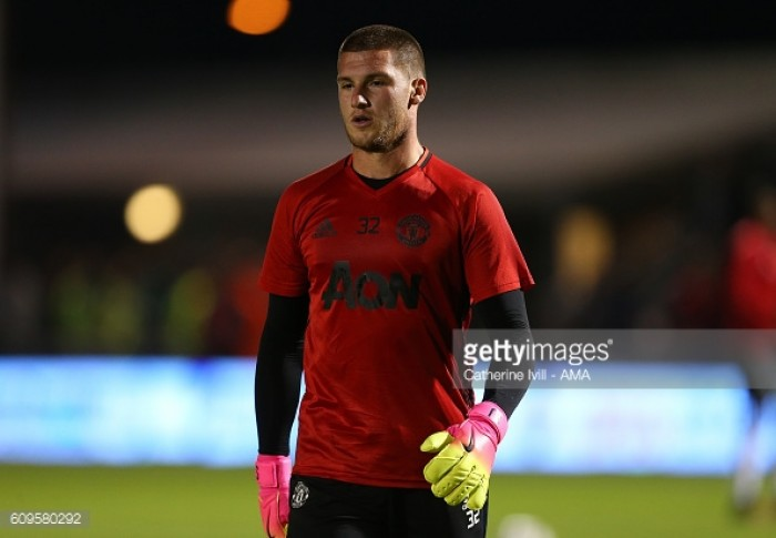 Johnstone destined to leave Man Utd amidst Premier League interest