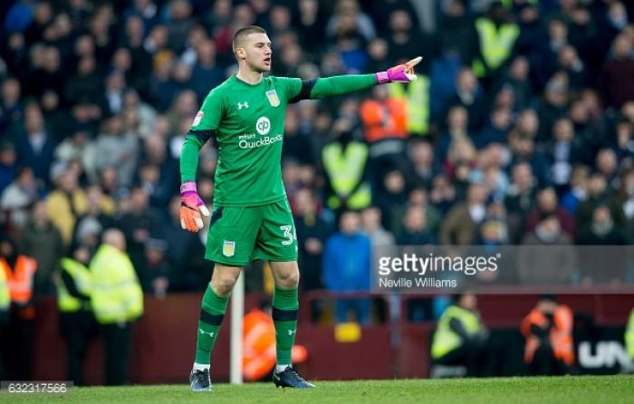 Report: Man Utd set to decide on Sam Johnstone's future as Aston Villa offer £3m
