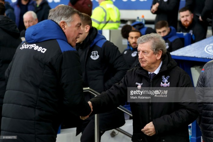 'Woy-gate' swept under the carpet after Allardyce apology, explains Roy Hodgson