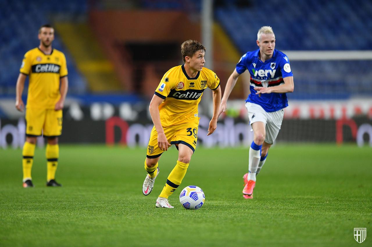 Serie A - Addio con un tris per Ranieri: la Samp stende il Parma 3-0
