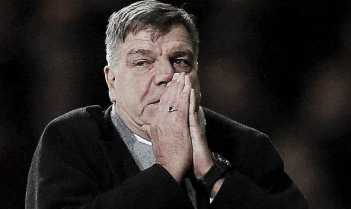 Sam Allardyce insists survival isn't a 'forgone conclusion'