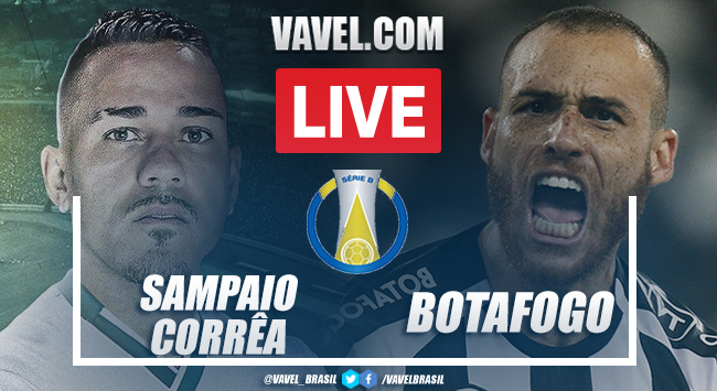 Gols e melhores momentos de Sampaio Corrêa 2 x 0 Botafogo pela Serie B