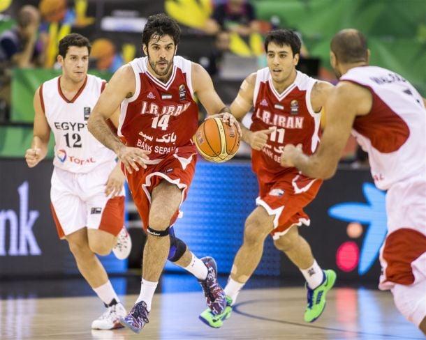 FIBA World Cup: Iran Takes Down Egypt 88-73