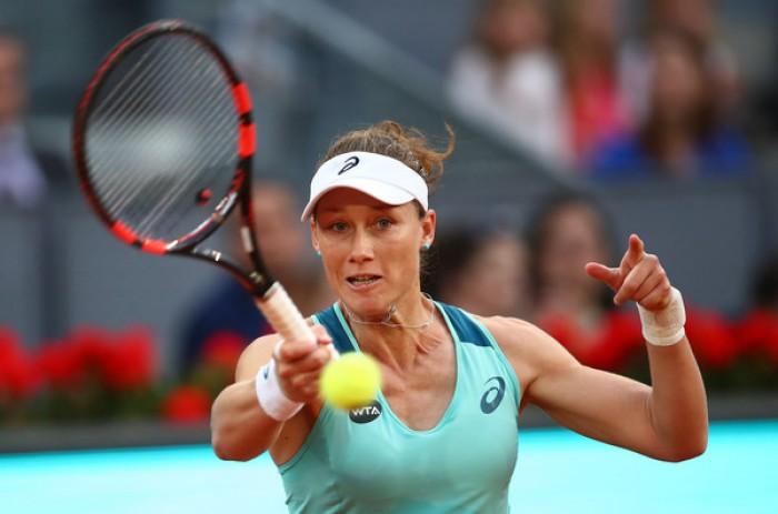 Mutua Madrid Open, quarti femminili: il programma