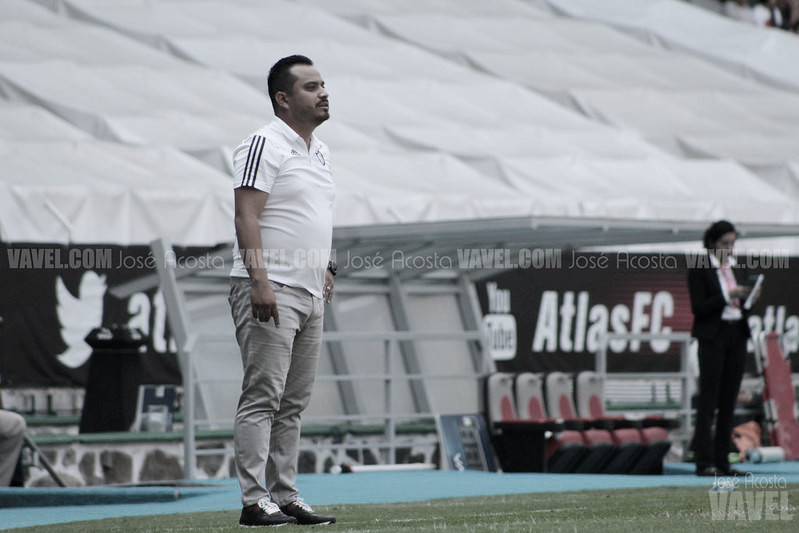 """Fernando Samayoa: """"El equipo se mantiene en forma, sin saber qué pueda pasar"""""""