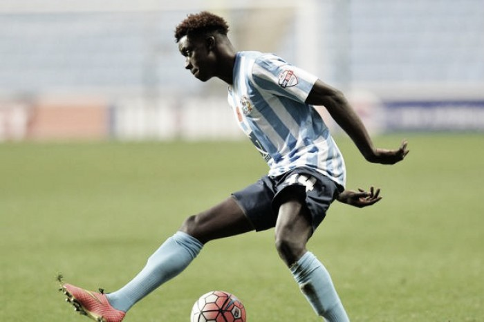 Everton set to sign Coventry City youngster Bassala Sambou