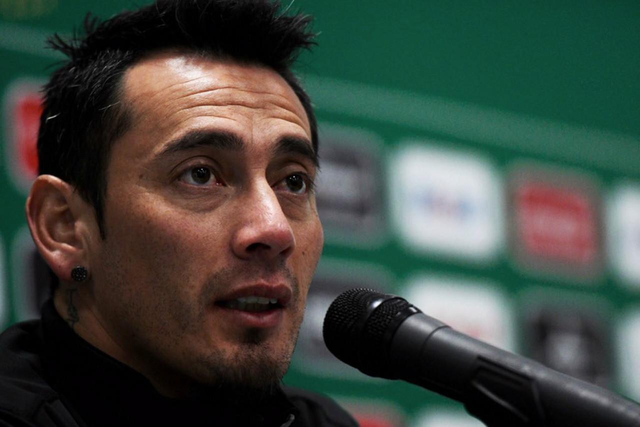 """Rubens Sambueza: """"Quiero ser referente, pero hay que demostrar"""""""