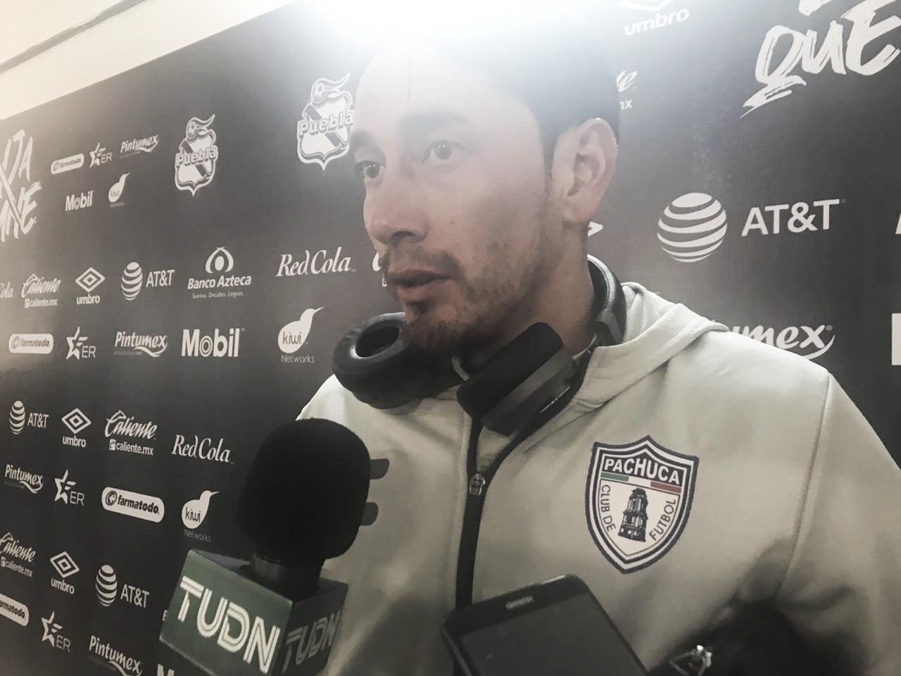 "Rubens Sambueza: ""Hay que tener mucha actitud"""