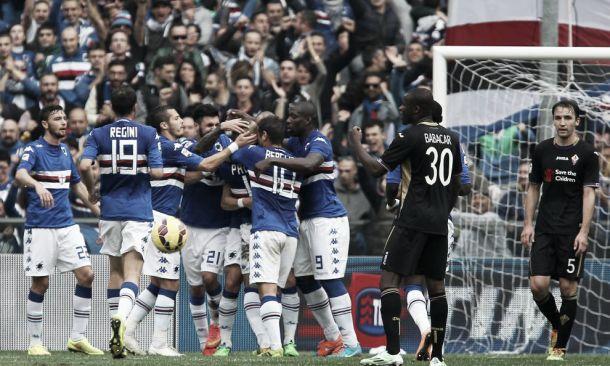 Sousa verso Sampdoria-Fiorentina. Tra ex illustri e unprimo posto da difendere