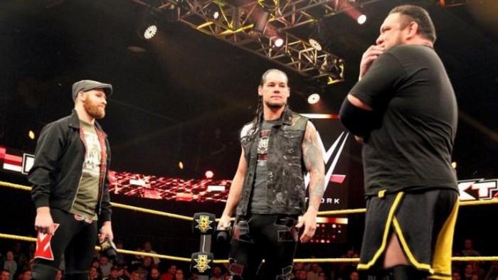 WWE Considering NXT Talent Call Ups