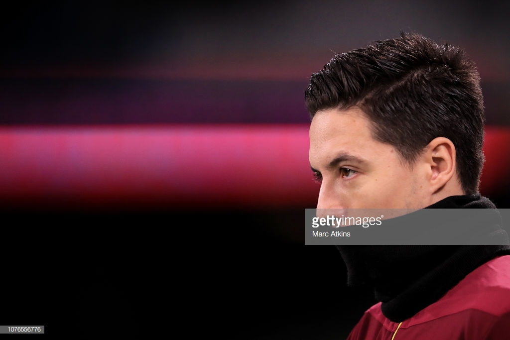 Pellegrini confirms Nasri is ready to play after appearing on bench against Brighton
