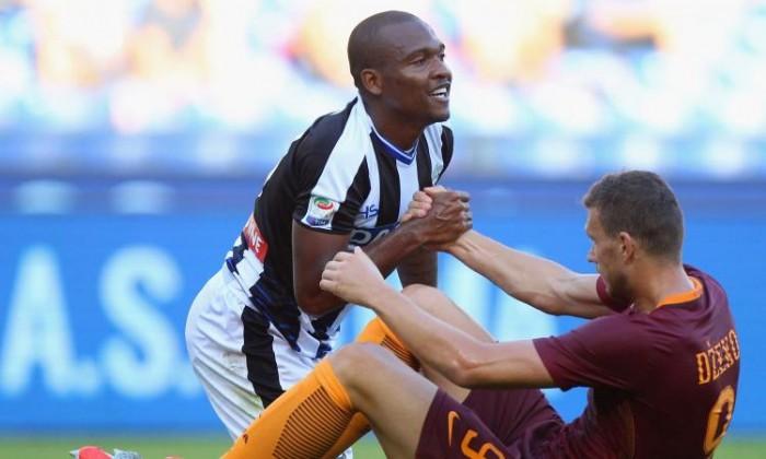 Udinese, si ferma Samir: il comunicato