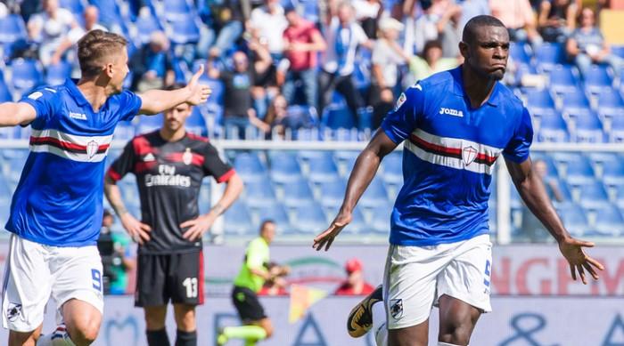 Serie A - Il Milan cade a Genova, la Samp vince 2-0 e stende i rossoneri!