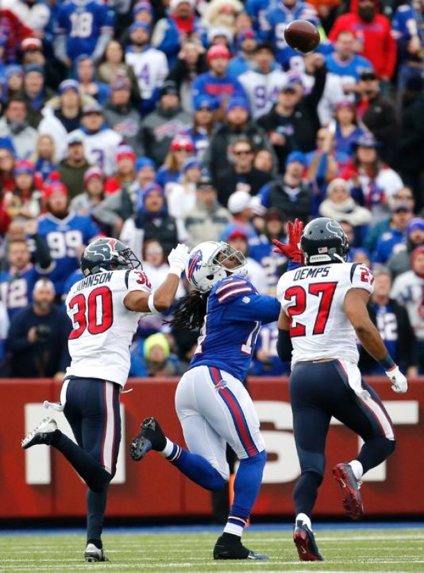 Buffalo Bills Keep Playoff Hopes Alive With Win Over Houston Texans