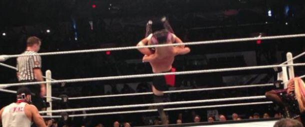 Bret Hart Blames Samoa Joe For Tyson Kidd's Injury