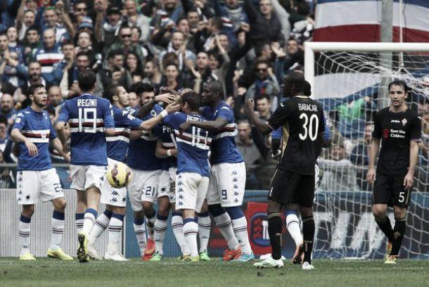 Serie A: Sampdoria e Genoa perfette, 0-0 in Atalanta-Torino e Chievo-Sassuolo