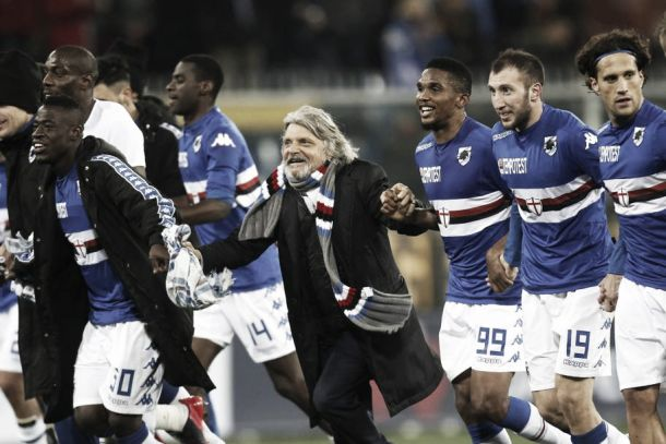 Sampdoria, arriva l'ok della UEFA