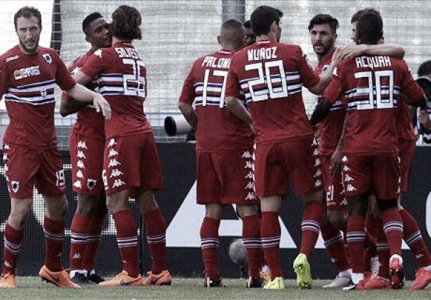 Sampdoria, bentornata alla vittoria! Sul campo dell'Udinese finisce 1-4