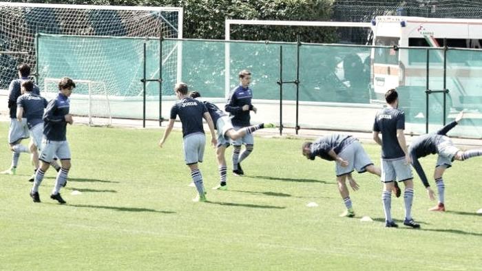 Sampdoria, oggi la ripresa. Contro il Napoli, l'ultimo giorno di scuola