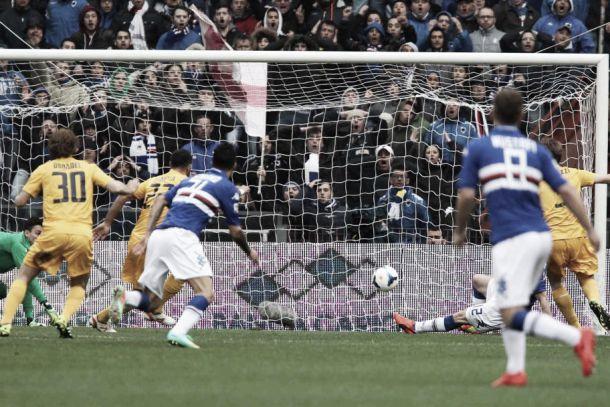 Rialzati Samp: contro il Verona senza possibilità di errori