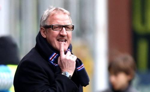 Resbalón de la Sampdoria
