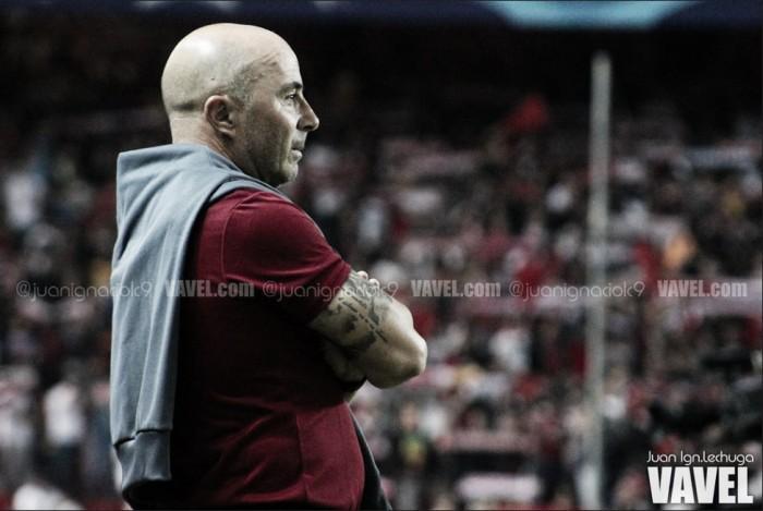"""Sampaoli: """"Tenemos la obligación de pensar en el Eibar"""""""