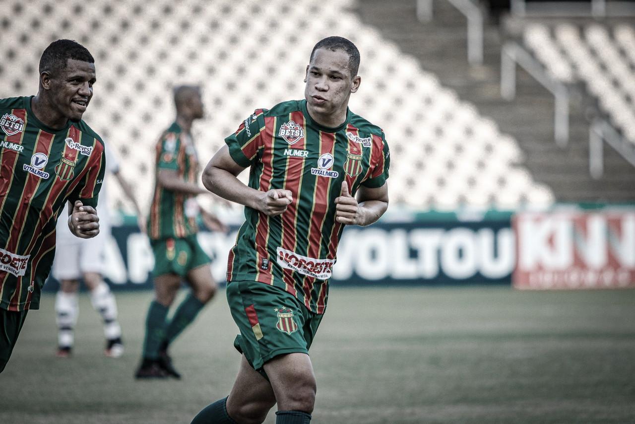 Foto:Reprodução/Sampaio Corrêa FC