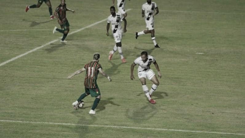 Com dois pênaltis, Ponte Preta supera Sampaio Corrêa e salta à vice-liderança da Série B
