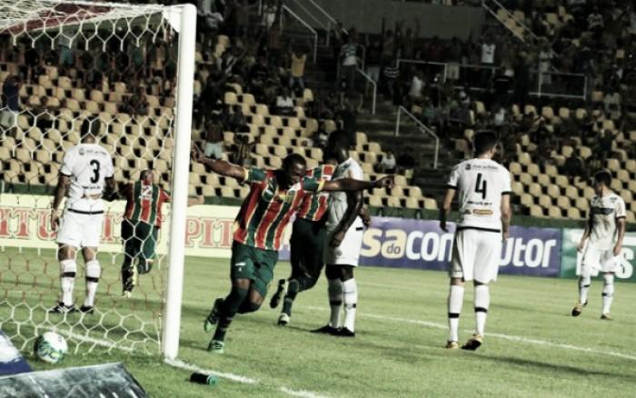 Sampaio Corrêa derrota Tupi e conquista segunda vitória na Série B