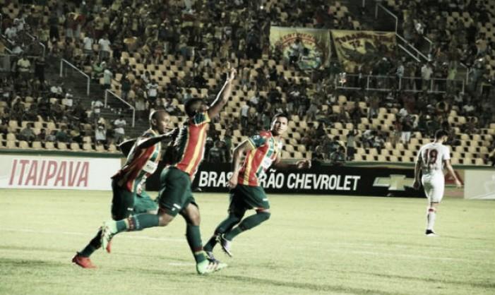 Pimentinha é decisivo, Sampaio Corrêa bate Náutico e encerra jejum de nove jogos sem vitórias