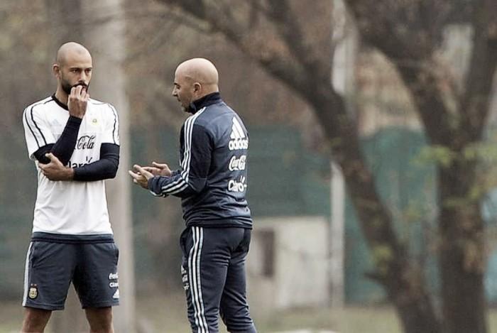Argentina ahora está más complicada que antes — Jorge Sampaoli