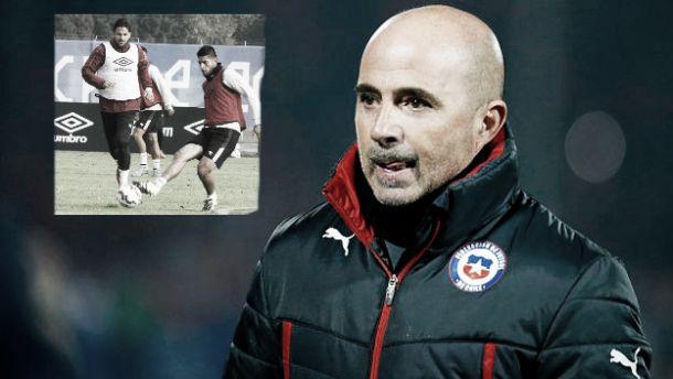"""Jorge Sampaoli: """"El juego de Perú se asemeja al de Ecuador"""""""