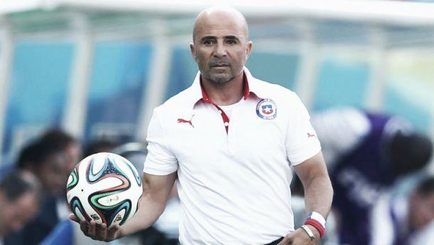 """Sampaoli verso Cile-Ecuador: """"Ritardi non sono un problema. Godiamoci questa Copa America"""""""