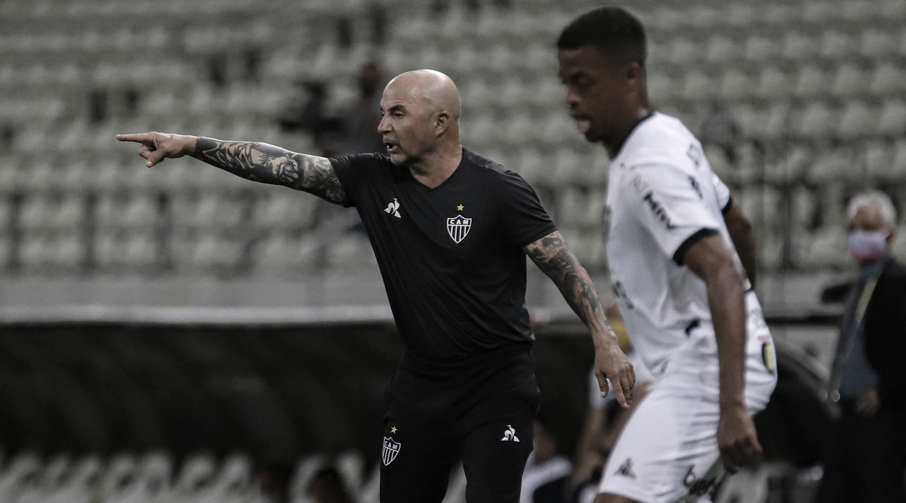 Foto: Pedro Souza / Agência Galo / Atlético