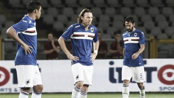 Europa League: clamoroso a Torino, il Vojvodina umilia la Samp per 4-0