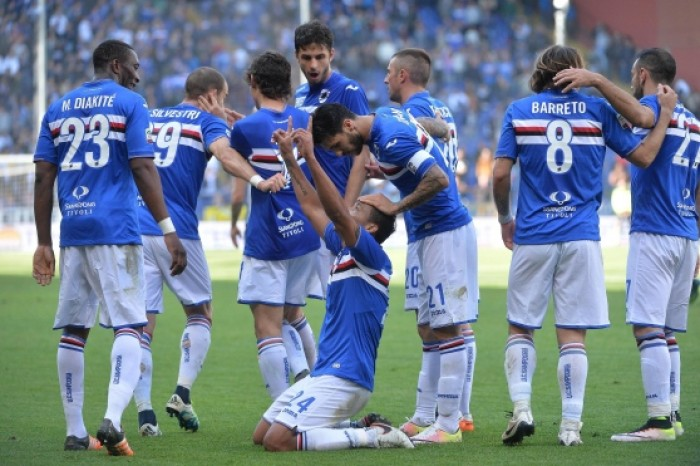 La Samp affonda l'Udinese: De Canio, Montella e Quagliarella dopo il match