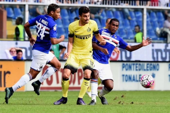 Tra ansie, nervosismo e paure: Inter - Sampdoria è sfida tra ex che vale più di tre punti