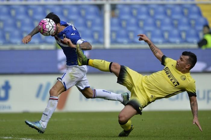 Sampdoria - Inter, tra paure e conferme