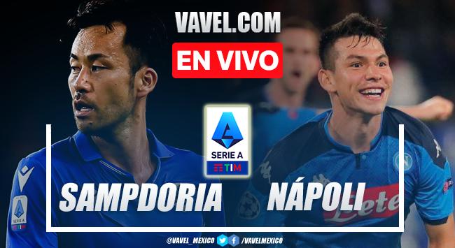 Goles y resumen del Sampdoria 0-4 Nápoli en Serie A 2021