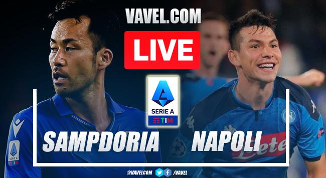 Goals and Highlights: Sampdoria 0-4 Napoli in Serie A 2021
