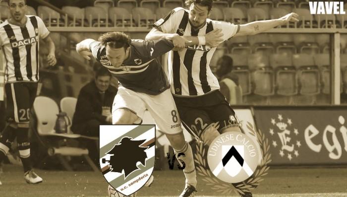 Serie A - Sampdoria ed Udinese vogliono il salto di qualità
