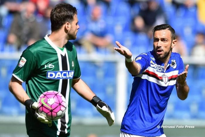 Udinese - Le pagelle, sfortuna e limiti per i ragazzi di De Canio