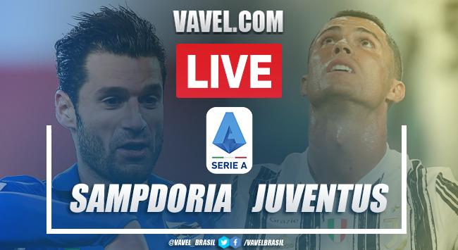 Gols e melhores momentos de Sampdoria 0 x 2 Juventus pelo Campeonato Italiano