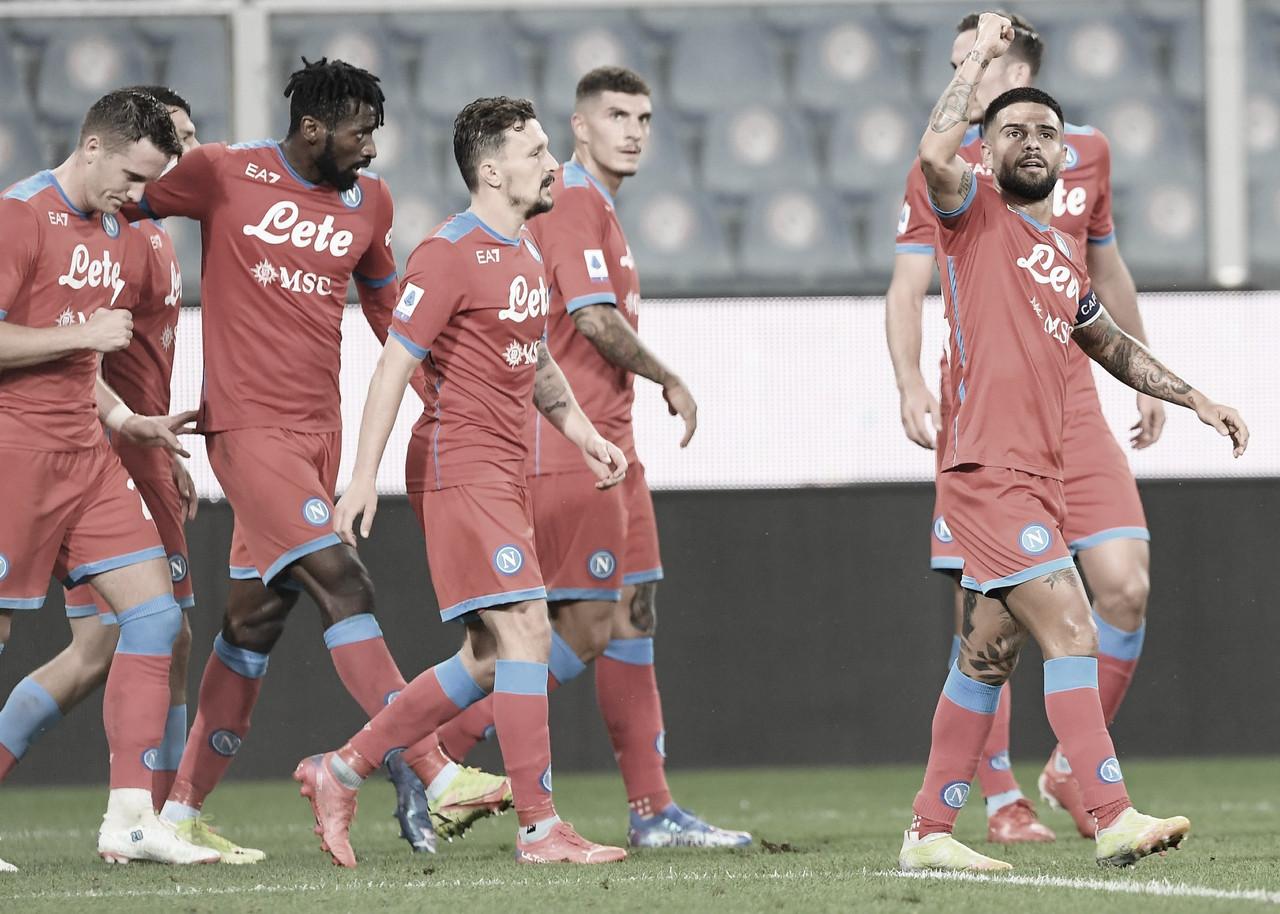 Sem freio! Napoli goleia Sampdoria e segue líder com total aproveitamento no calcio
